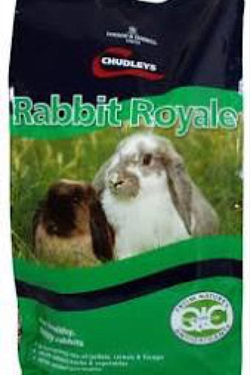 Rabbit Chudleys Rabbit Royale SACK