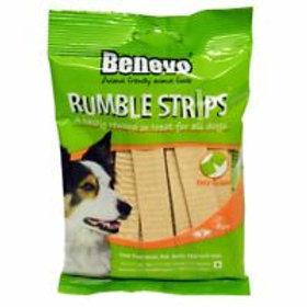 Dog Treats Benevo Rumble Strips 180g