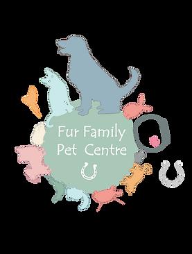 Fur Family Pet Logo