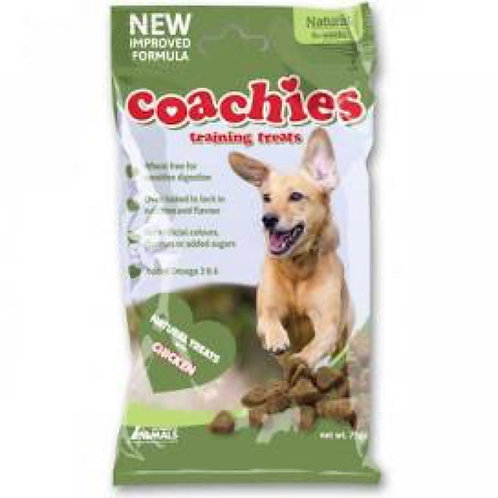 Coachies Training Treats With Chicken