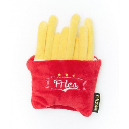 Fries Dog Toy
