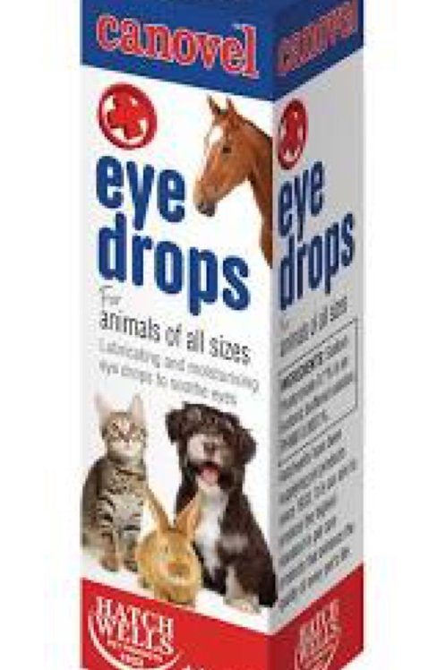 Canovel Eye Drops 10ml