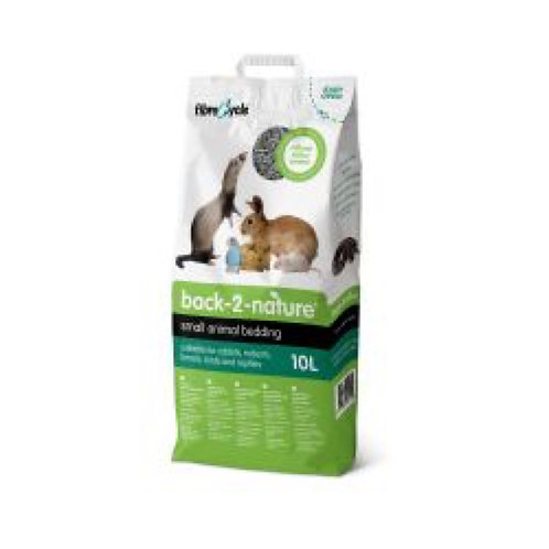 Back 2 Nature Small Animal Bedding 10L