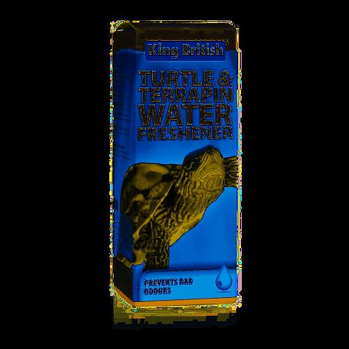 King British Turtle & Terrapin Water Freshener 100ml