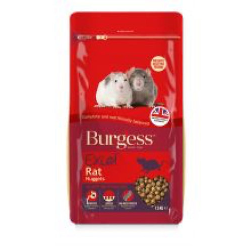 Burgess Rat Food 1.5kg