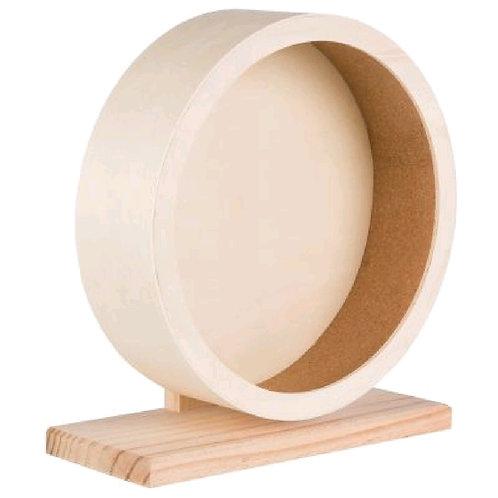 Wooden Exercise Wheel Diameter 28cm x 8cm