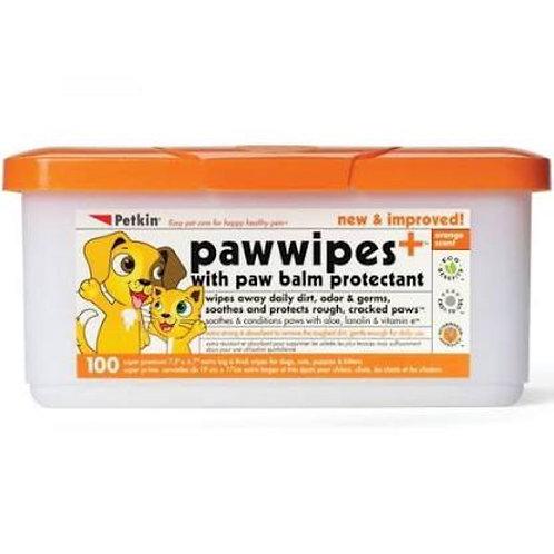 Pawwipes Cat & Dog Wipes 100 per pack