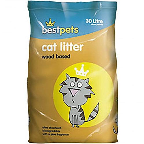 Cat Litter Wood Pellets