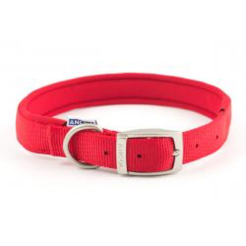 Ancol Collar 20-26cm Red