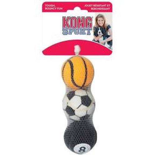 KONG Sport Balls Med 3 pack