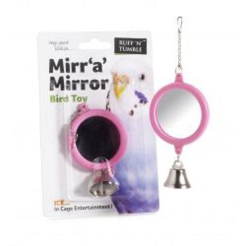 Bird Toy Mirr A Mirror