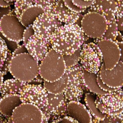 Dog Chocolate Jazzies 100g