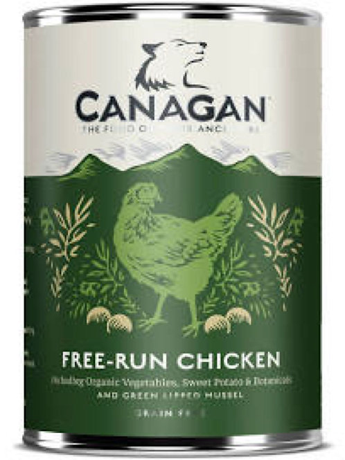 Canagan Dog Can Free Run Chicken 400g