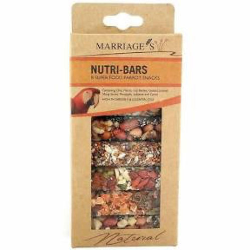 Marriage's Parrot Super Food Nutri-Bars