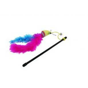Carnival mouse sgl cat toy