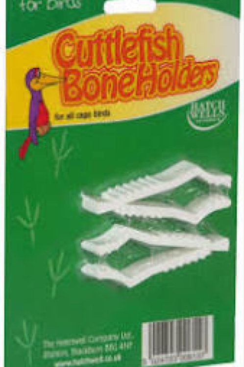 Cuttlefish Bone Holders