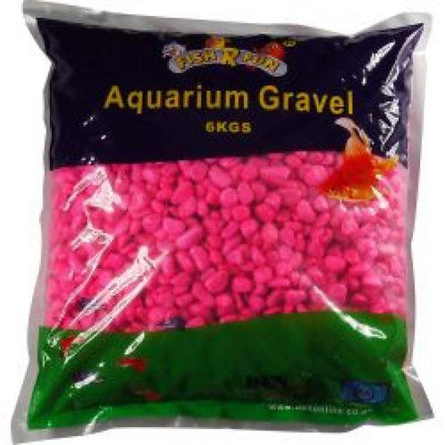 Aquarium Gravel Pink 2kg