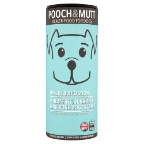 Pooch and Mutt Health and Digestion