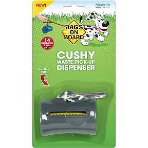 Cushy Waste Pick Up Dispenser Grey