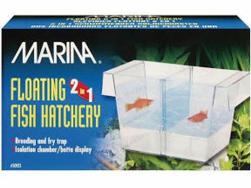 Marina Floating Fish Hatchery