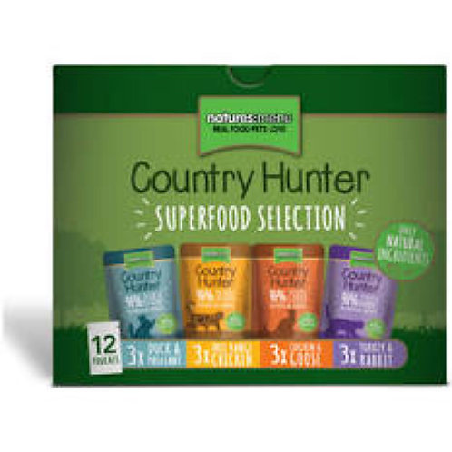Country Hunter Pouches Multipack