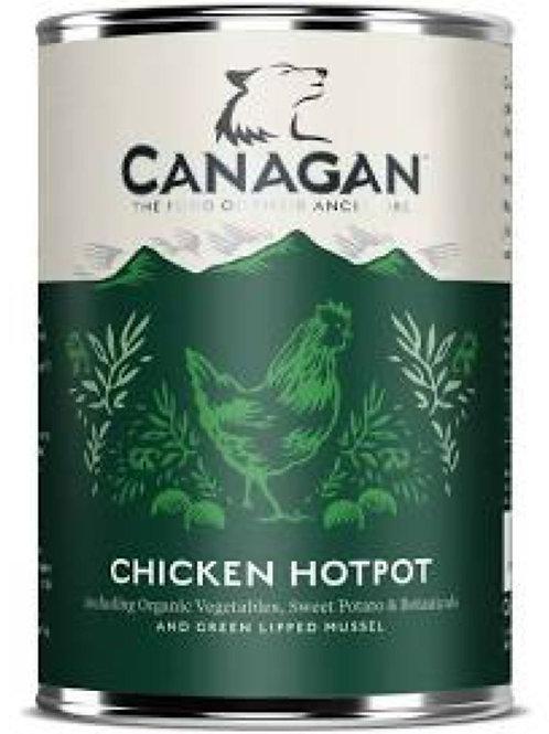 Canagan Dog Can Chicken Hotpot 400g