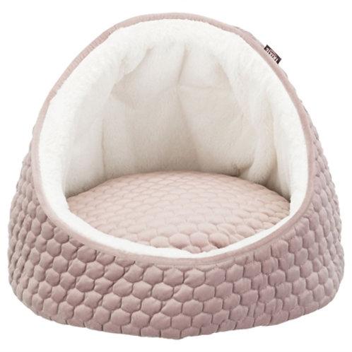 Luvia Cuddly Cave 45x33cm, Pink/Cream
