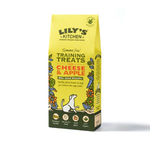 Lily Kitchen Training Treats Organic Cheese and Apple