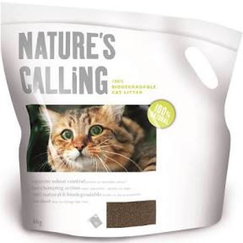 Natures Calling 100% Bio Litter 2.7kg