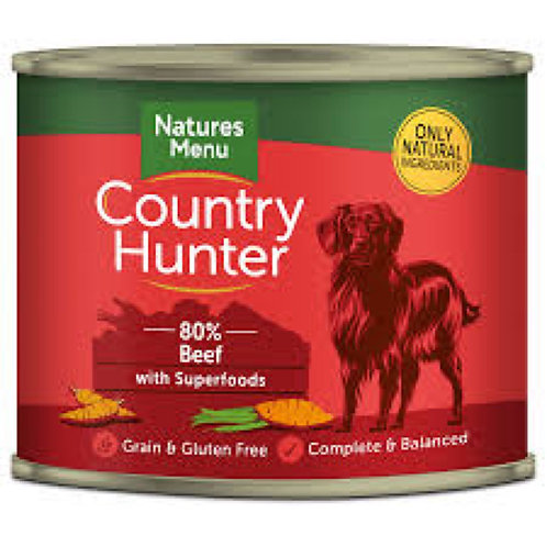 Country Hunter Beef 600g