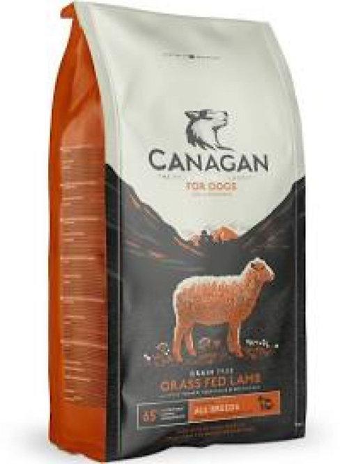 Canagan Dog Grass Fed Lamb 1kg