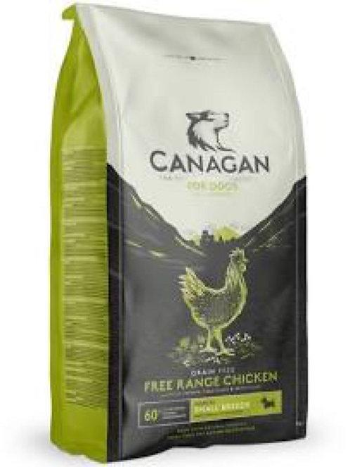 Canagan Dog S/breed Free Run Chicken 500g Bag
