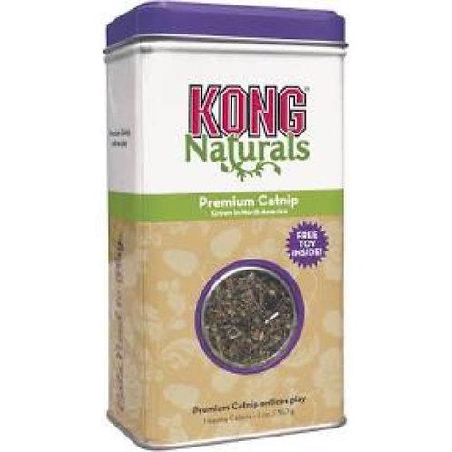 Kong Naturals Premium Catnip 2oz