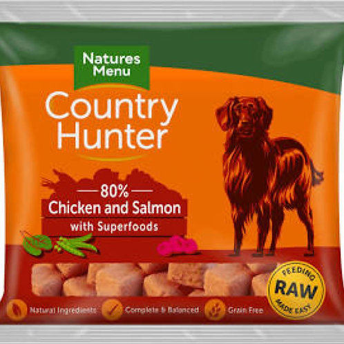Country Hunter Nuggets Salmon