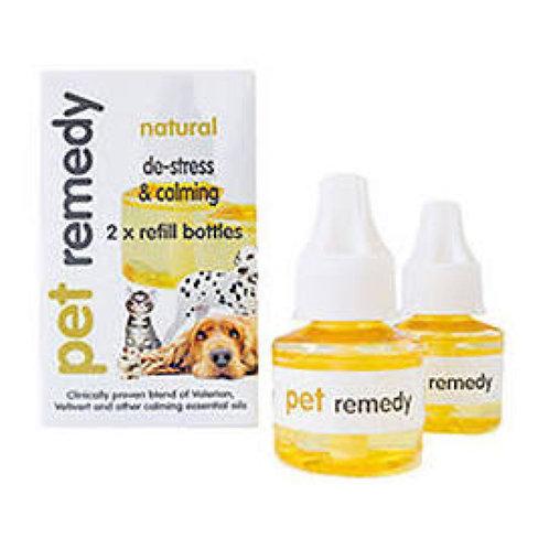 Pet Remedy Refill Bottles 2 x 40ml