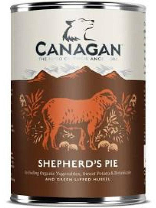 Canagan Dog Can Shepherds Pie 400g