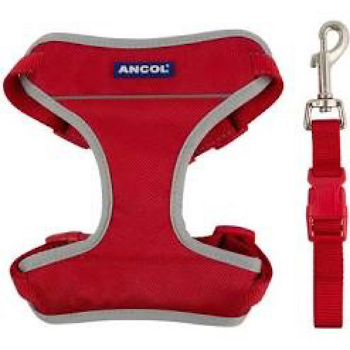 Ancol Travel Exercise Harness LRG