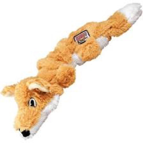 Kong Knots Scrunch Fox Sml/Med