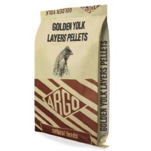 Golden Yolk Layers Pellets