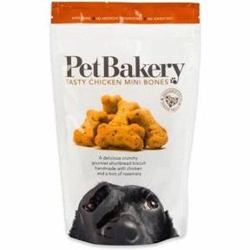 Pet Bakery Tasty Chicken Mini Bones
