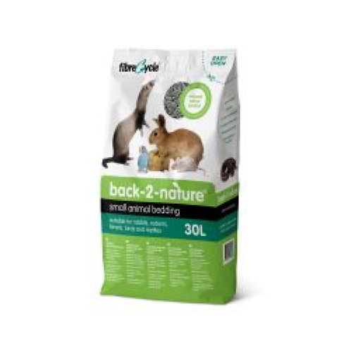 Back To Nature Small Animal Bedding 30L