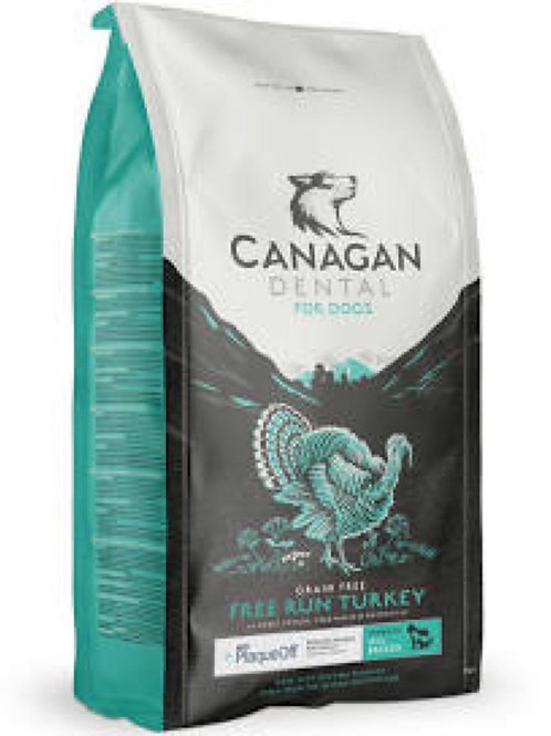 Canagan Dog Free Run Turkey Dental 1kg