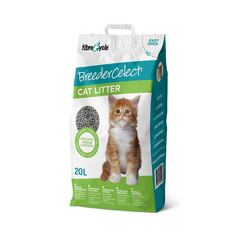 BreederCelect Cat Litter 20l