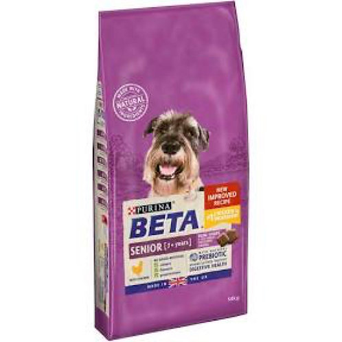 Beta Senior Dog Food Sack 14kg