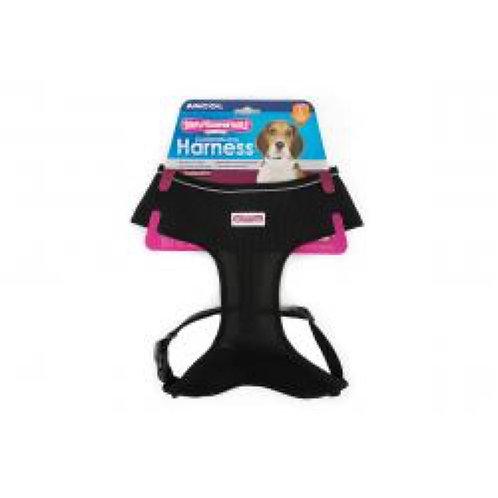 Ancol S/Comfortable Harness Black L