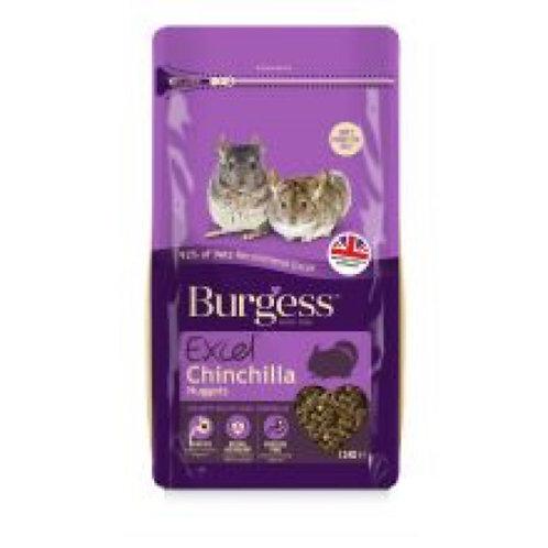 Burgess Excel Chinchilla Food 1kg