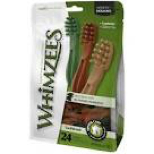 Whimzees Toothbrushx24