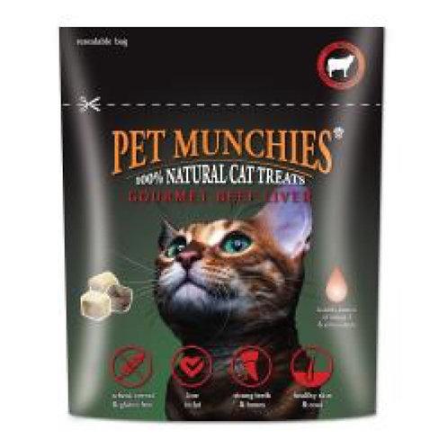 Cat Pet Munchies Beef Liver