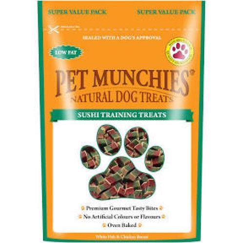 Pet Munchies Sushi Training Treats 150g