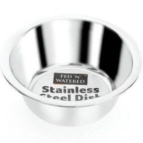 Sharples Stainless Steel Dish 25cm